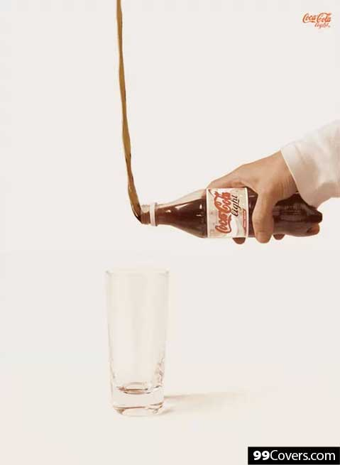 Coca Cola Light Advertisement