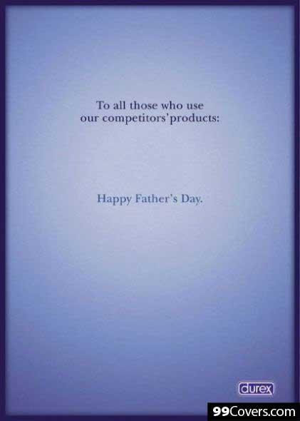 Durex Happy Father's Day Advertisement