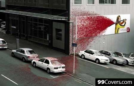 Creative Kill Bill Ad