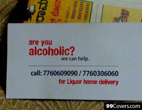 Funny Liquor Home Delivery