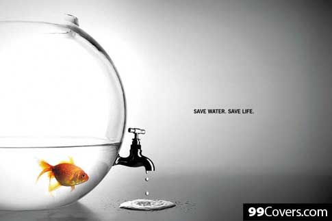 Save Water Save Lives Ad