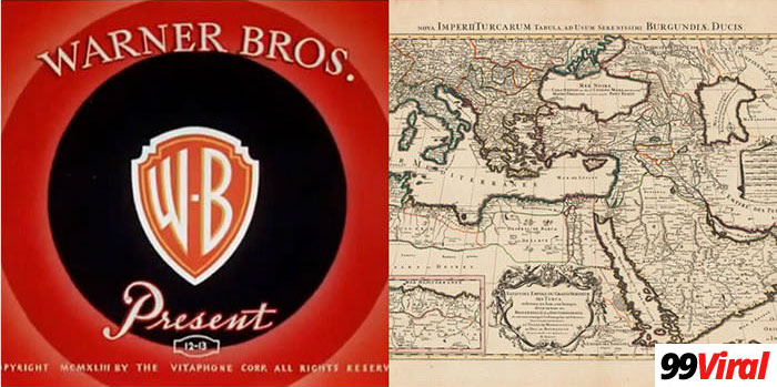 12. When Warner Brothers formed, the Ottoman Empire was still a thing.