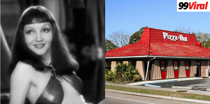 5. Cleopatra lived closer to the building of Pizza Hut than the pyramids.