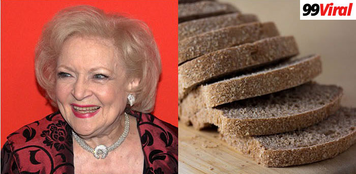 6. Betty White is older than sliced bread.
