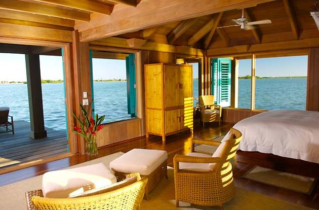Most Amazing Overwater Bungalows In The World
