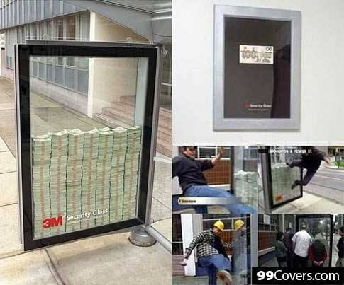 3M Security Advertisement