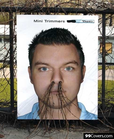 Mini Trimmers Ad