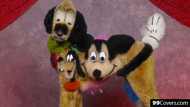Disney Characters Grooming Design