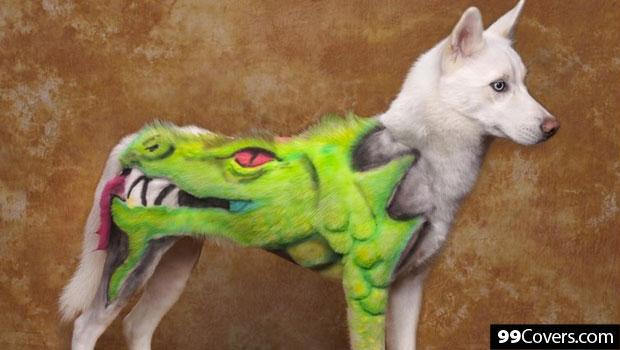 Dragon Grooming Design