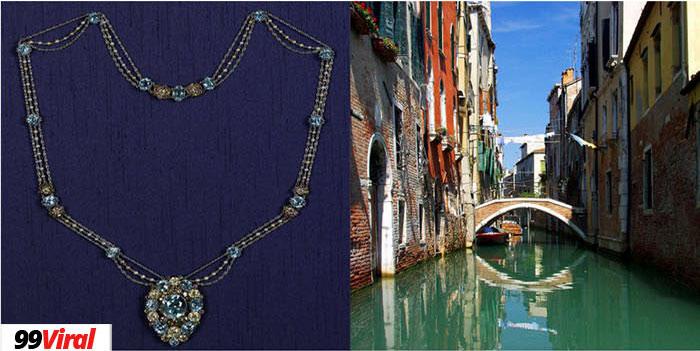 10. The jewelry company Tiffany & Co. has been around longer than Italy.