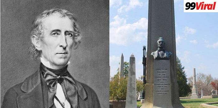 11. John Tyler, America's 10th President, still has two living grandchildren.