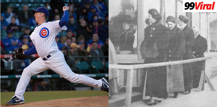 8. The last time the Chicago Cubs won a World Series, women were not allowed to vote