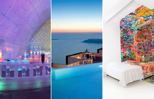 45 Of The MOST Exotic Hotels On Earth